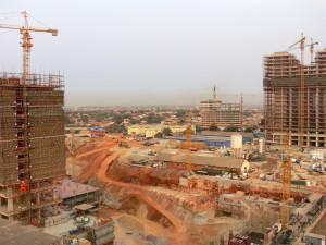 Développement en Angola à Luanda, Kimbala, Namibe