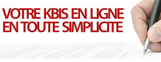 commander un extrait kbis sur internet