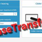 Rachat de leasing auto en Suisse avec les annonces de Lease Transfer