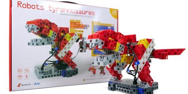 apprendre à programmer via la robotique